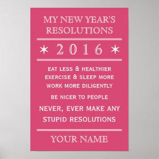 Poster totalmente adaptable de la resolución del