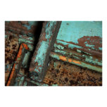 Poster - Urban Abstract #1 by Joanne Coyle