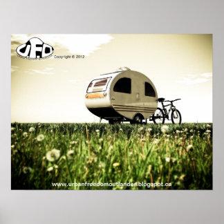 Poster urbano 09 de la marca II del Outlander de l
