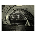 Poster Vertigo - Sprial Staircase in Curri...