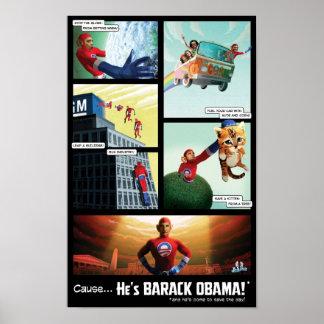 Poster video de las escenas