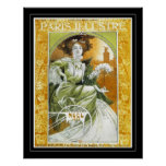 Poster Vintage Art Alphonse Mucha Posters