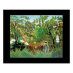 Poster Vintage Art Laval Mayenne Exotic Landscape Poster