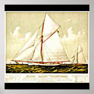 Poster-Vintage Boston Artwork-13 Poster