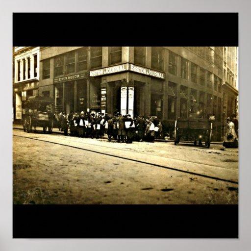 Poster-Vintage Boston Photography-36
