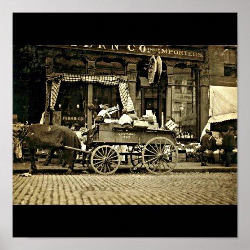 Poster-Vintage Boston Photography-8 Póster