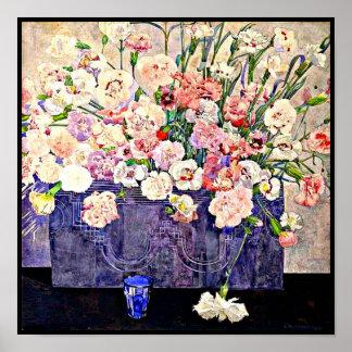 Poster-Vintage-Charles Rennie Mackintosh 11 Póster