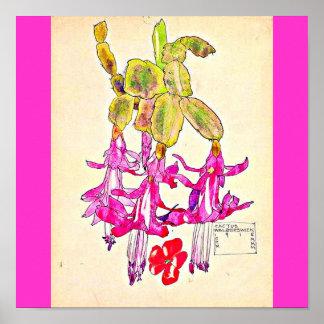 Poster-Vintage-Charles Rennie Mackintosh 12