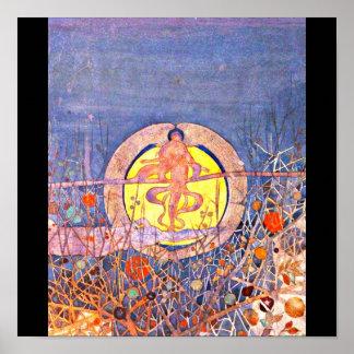 Poster-Vintage-Charles Rennie Mackintosh 19