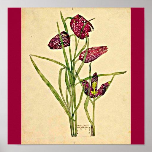 Poster-Vintage-Charles Rennie Mackintosh 20