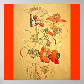 Poster-Vintage-Charles Rennie Mackintosh 22 Póster