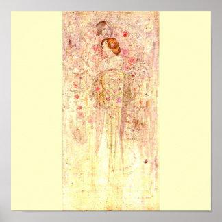 Poster-Vintage-Charles Rennie Mackintosh 24 Póster