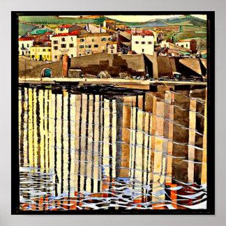 Poster-Vintage-Charles Rennie Mackintosh 30 Póster