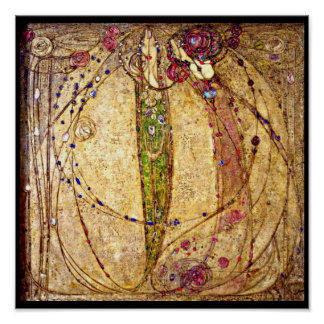 Poster-Vintage-Charles Rennie Mackintosh 31