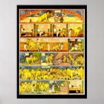 Poster-Vintage Cómico-Pequeño Nemo 28
