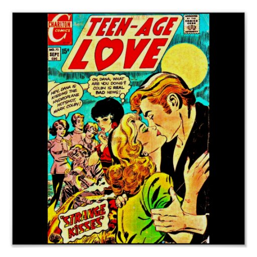 Poster-Vintage Comics-56