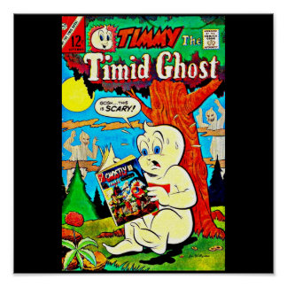 Poster-Vintage Comics-76 Poster