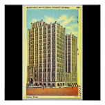 Poster-Vintage Dallas Artwork-10