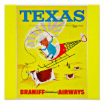 Poster-Vintage Dallas Artwork-17