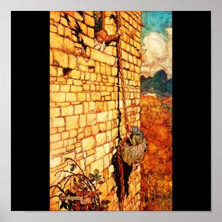 Poster-Vintage Illustration-Rackham 20 Poster