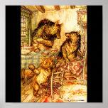 Poster-Vintage Illustration-Rackham 35