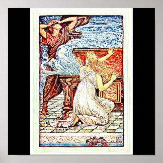 Poster-Vintage Illustration-Walter Crane 50 Poster