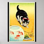 Poster-Vintage Japanese Art-Ohara Koson 11