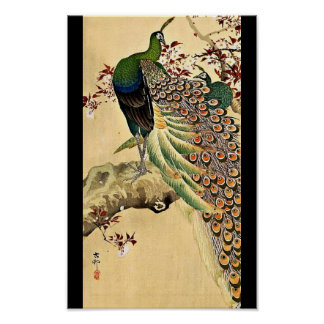 Poster-Vintage Japanese Art-Ohara Koson 12 Poster
