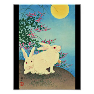 Poster-Vintage Japanese Art-Ohara Koson 20 Poster