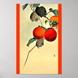 Poster-Vintage Japanese Art-Ohara Koson 22 Poster