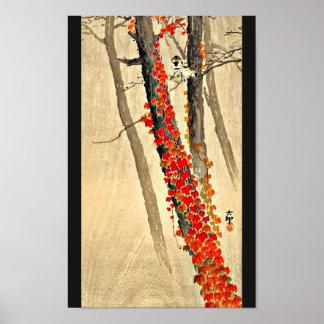 Poster-Vintage Japanese Art-Ohara Koson 24 Poster