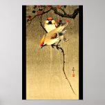 Poster-Vintage Japanese Art-Ohara Koson 27