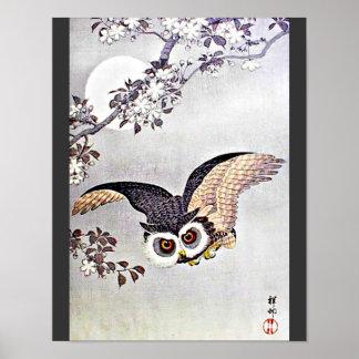 Poster-Vintage Japanese Art-Ohara Koson 28 Poster