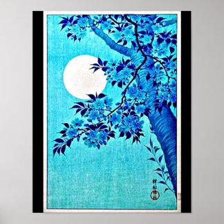 Poster-Vintage Japanese Art-Ohara Koson 2 Poster