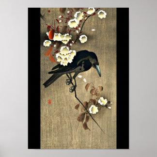 Poster-Vintage Japanese Art-Ohara Koson 3 Poster