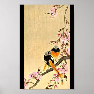 Poster-Vintage Japanese Art-Ohara Koson 6 Poster
