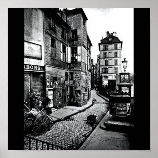 Poster-Vintage Photos-Eugène Atget 32 Poster