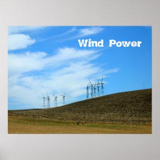 Poster - Wind farm
