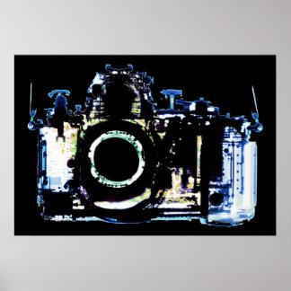 POSTER - X-RAY VISION CAMERA - ORIGINAL