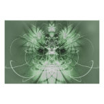 Poster y impresión de hadas del jade