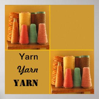 Poster - Yarn