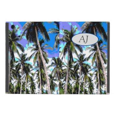 Posterised Palm Trees Design Case For iPad Mini