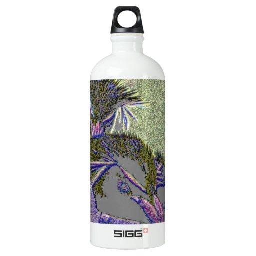 Posterized Penguins SIGG Traveler 1.0L Water Bottle