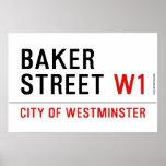 baker street  Posters