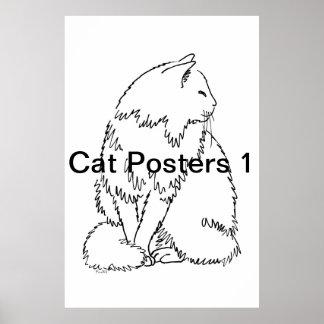 Posters 1 del gato