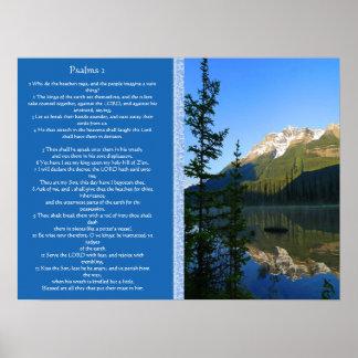 Posters 5 del capítulo 02 de los salmos