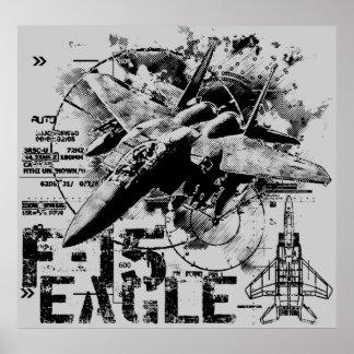 Posters de F-15 Eagle