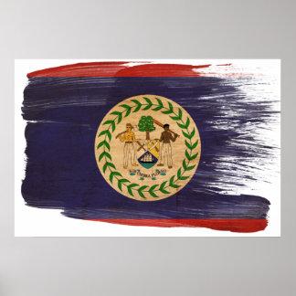 Posters de la bandera de Belice