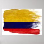 Posters de la bandera de Colombia