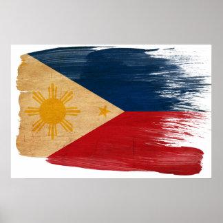 Posters de la bandera de Filipinas